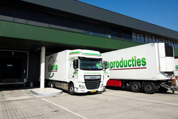 Van Dijck Groenteproducties.Logistiek En Transport Van Groenten Van Dijck